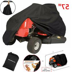 """57"""" Riding Lawn Mower Tractor Cover Storage Waterproof Garde"""