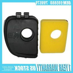 Air filter cover and air filter replaces 595660 799579 For B