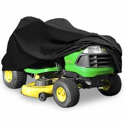 Deluxe 190T Riding Lawn Mower Tractor Storage Cover Fits Dec