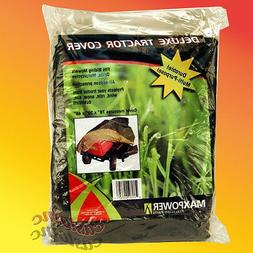 Deluxe Riding Lawn Mower or GardenTractor Cover, fits some g