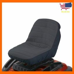 Classic Accessories Deluxe Riding Lawn Mower Seat Cover, Sma