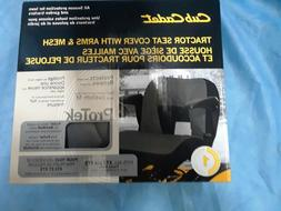 Cub Cadet Grey Cover for Lawn Tractor Seat with Arms Part# 4