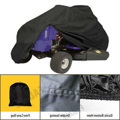 waterproof riding lawn mower tractor storage cover