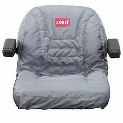 NEW GENUINE OEM TORO PART # 117-0097 SEAT COVER WITH ARMREST