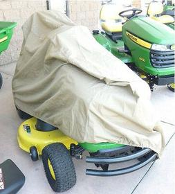"""Formosa Covers Riding Lawn Mower / Tractor Cover - 74""""Lx44""""W"""