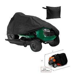 Universal Black Tractor Seat Cover Lawn Garden Riding Mower