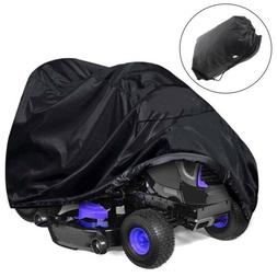 Universal Lawn Tractor Cover Accessories with Storage Bag fo