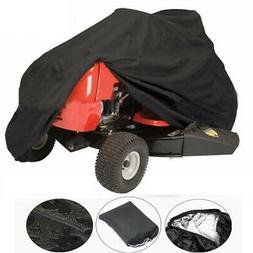 """78"""" Waterproof Riding Lawn Mower Tractor Cover Outside Garde"""